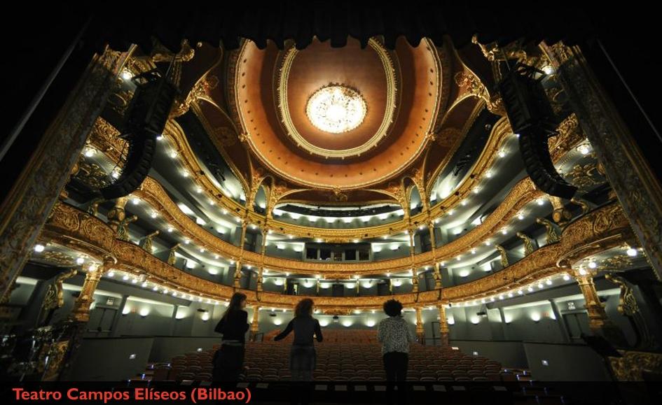 Teatro campos el seos bilbao 05 02 16 gospel bilbao - Teatro campos elisios ...