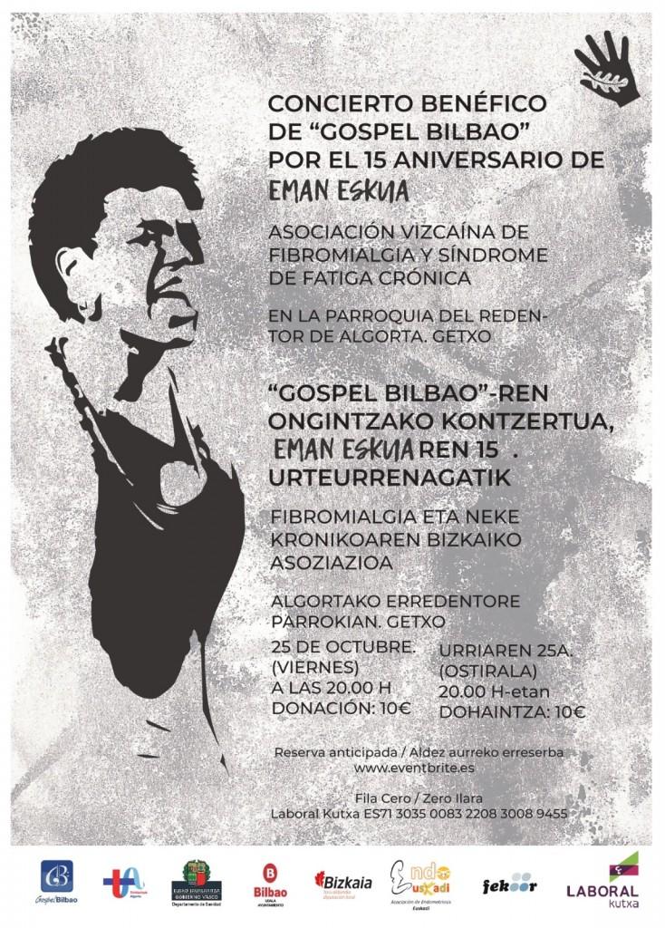 Concierto Gospel 25-10-19